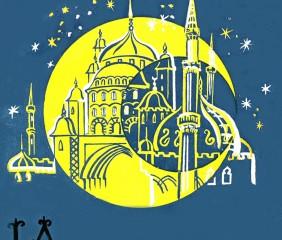 Affiche pour la Comédie Musicale La Toison d'Or